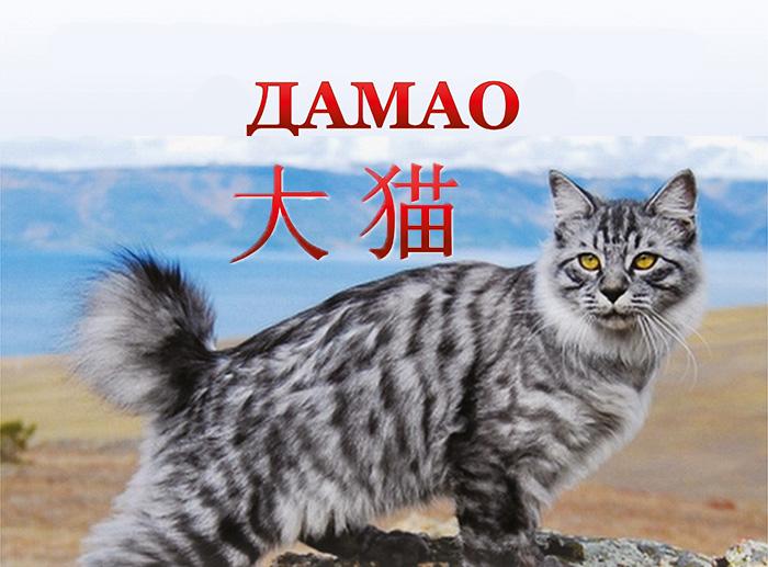 ДАМАО - зарегистрированный товарный знак и логотип